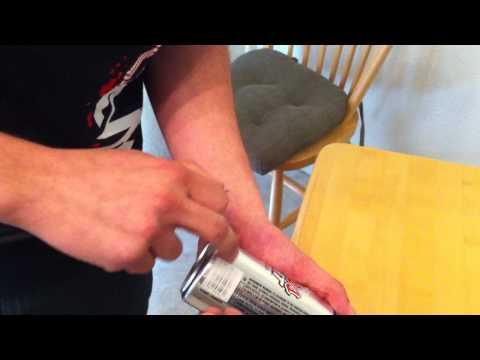How to Shotgun a Beer (No Spills)