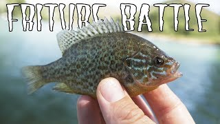 SPEED Fishing CHALLENGE -- Bait fish Battle !