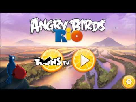 Angry birds Rio 2 (Theme song)