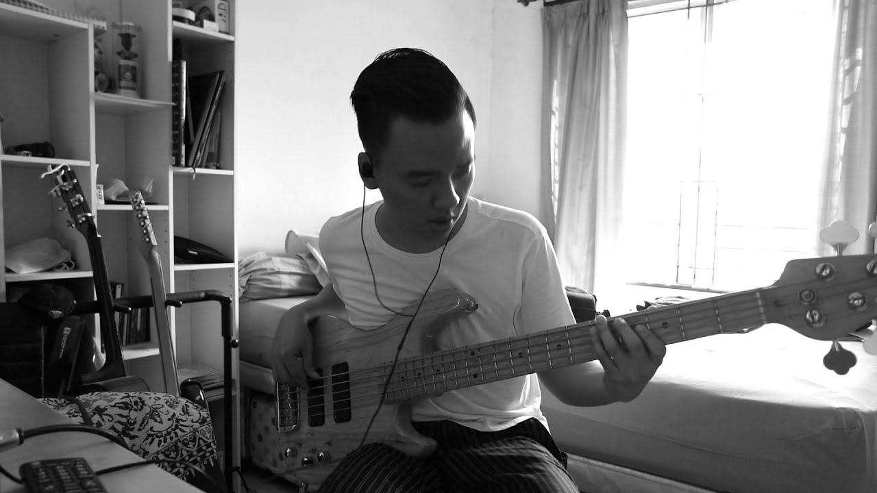 Hosea Sutrisno My Strength By Israel New Breed Bass Cover