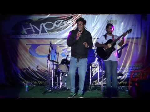 Rahul Jain Live Performance Pahal 2013 mandleshwar (M.P.)