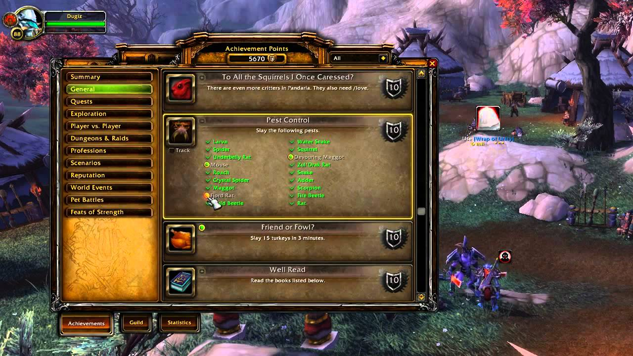 An overview of Dugi Guide Several Highlights of Dugi leveling guide