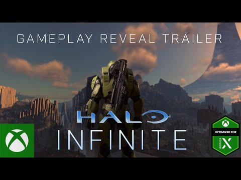 Halo Infinite - Official Gameplay Reveal Trailer