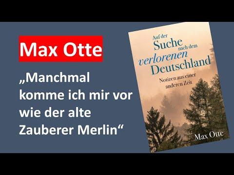 """Max Otte liest aus dem Kapitel """"Der Seher"""""""