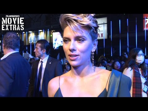 Ghost In The Shell | Tokyo Premiere Interviews