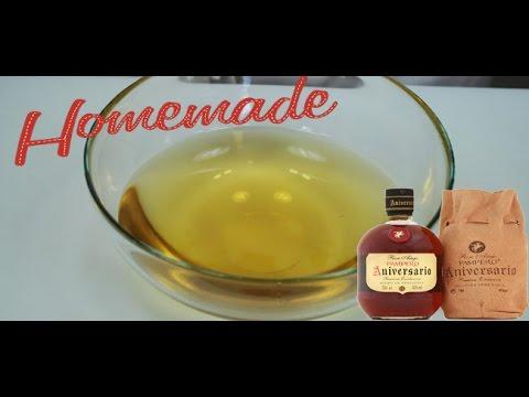 Cucina - Bagna al Rum - YouTube