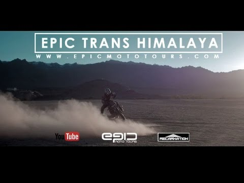 Epic Trans Himalayan | Adventure Motorcycle Tour | Promo Film