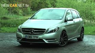 Mercedes-Benz B-Class : Car Review(http://newcarnet.tv The new, second-generation B-Class, unveiled at the Frankfurt Motor Show, is so radically different from its predecessor, says Mercedes, that ..., 2012-10-23T09:58:34.000Z)