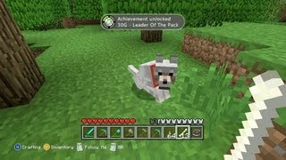 Minecraft: Leader of the Pack Achievement Guide