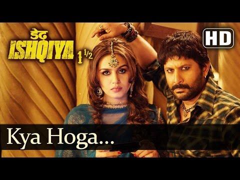 Kya Hoga (HD) - Dedh Ishqiya - Madhuri...