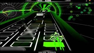 Lindsey Stirling - Spontaneous Me [Audiosurf] (HD 1080P)