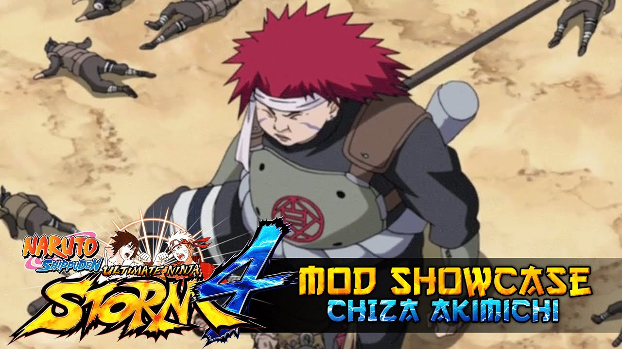 Choza the 5th head of the Akimichi Clan!!! Naruto Shippuden Ultimate