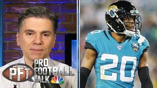 How much will addition of Jalen Ramsey help Los Angeles Rams? | Pro Football Talk | NBC Sports