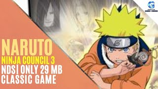 How to Download Naruto: NINJA COUNCIL 3 for Android|Only in 29 MB 😱|Gameplay Proof