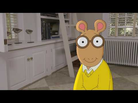 20 Years of ARTHUR   A Word from Arthur and Marc Brown!