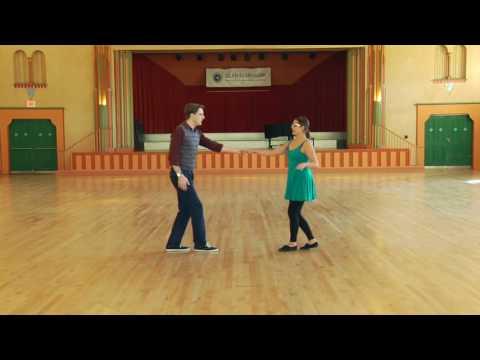 Swing Dance lesson for beginners