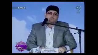 Abdurrahman Bozan TV Yayını