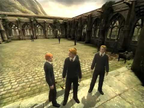 Harry Potter Es A Fonix Rendje Magyar Vegigjatszas 3 Resz Jelszohasznalat Youtube