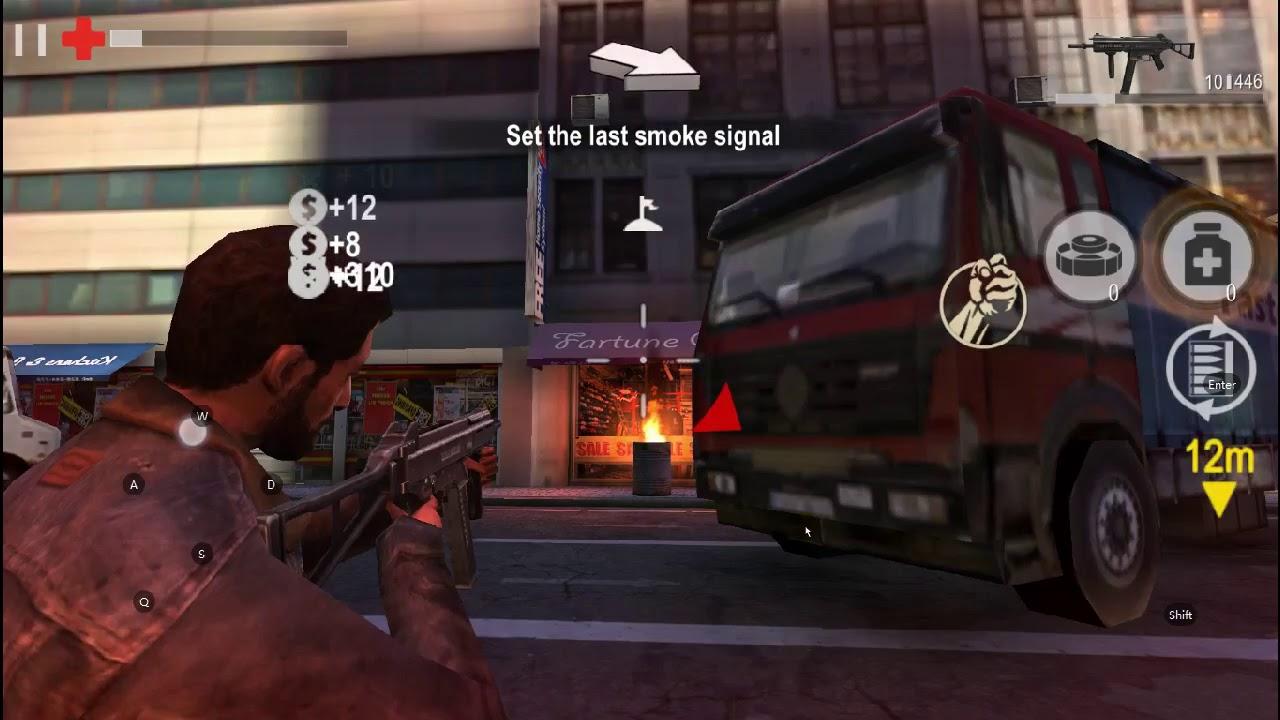 Death Invasion Survival - game tembak-tembakan seru - YouTube