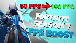 How to get more FPS on Fortnite! WORKS ON ANY PC!! Tips and Tricks to improve FPS