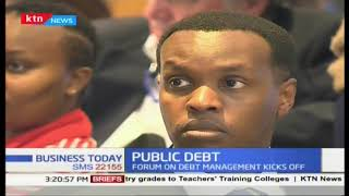 Public debt : Kenya\'s dept to GDP ratio is on the rise