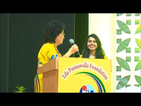 Lila Poonawalla Foundation UG-PG Scholarship Award Function 2016