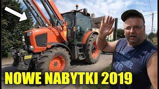 Nowe Nabytki 2019 ! ☆ Marek Zaskoczony ☆ Talerzówka & Siewnik !