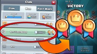 HOW TO GET 2 WAR DAY ATTACKS IN CLAN WARS! | Clash Royale | HOW TO WIN CLAN WARS!