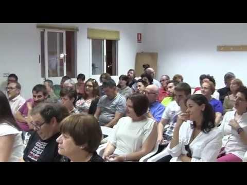 CHELLA. Presentación de la candidatura EU