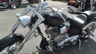 000041 - 2005 Big Dog Bulldog - Used Motorcycle For Sale