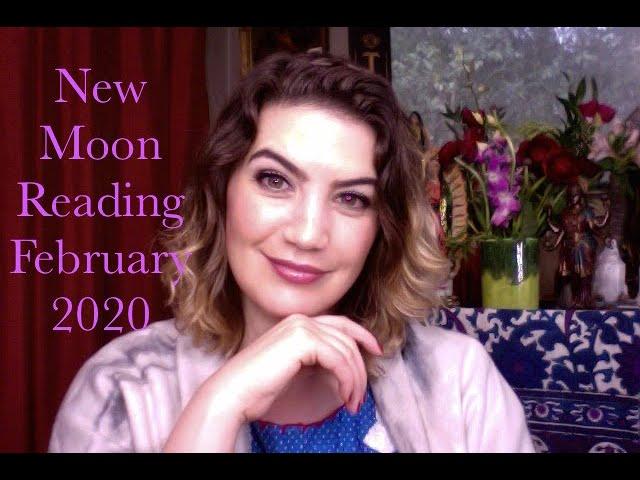 New Moon in Pisces: Tarot Forecast February 2020