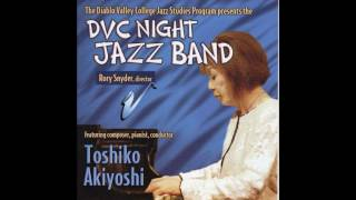 Straight No Chaser DVC Night Jazz Band by Thelonius Monk arr. Rolf Johnson