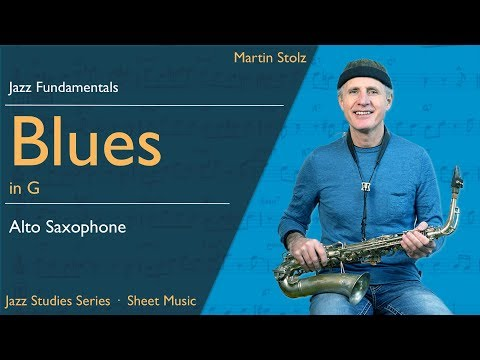 how-to-play-a-jazzy-blues-in-concert-bb---with-solo-transcription-for-alto-saxophone