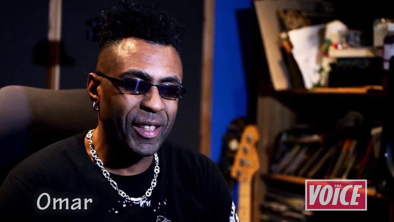 Omar talks 33 years in the music game and 8th studio album release