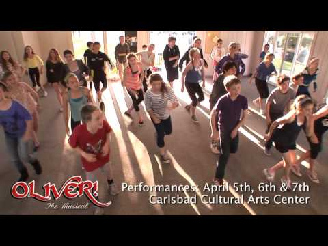 North County School of the Arts presents OLIVER!