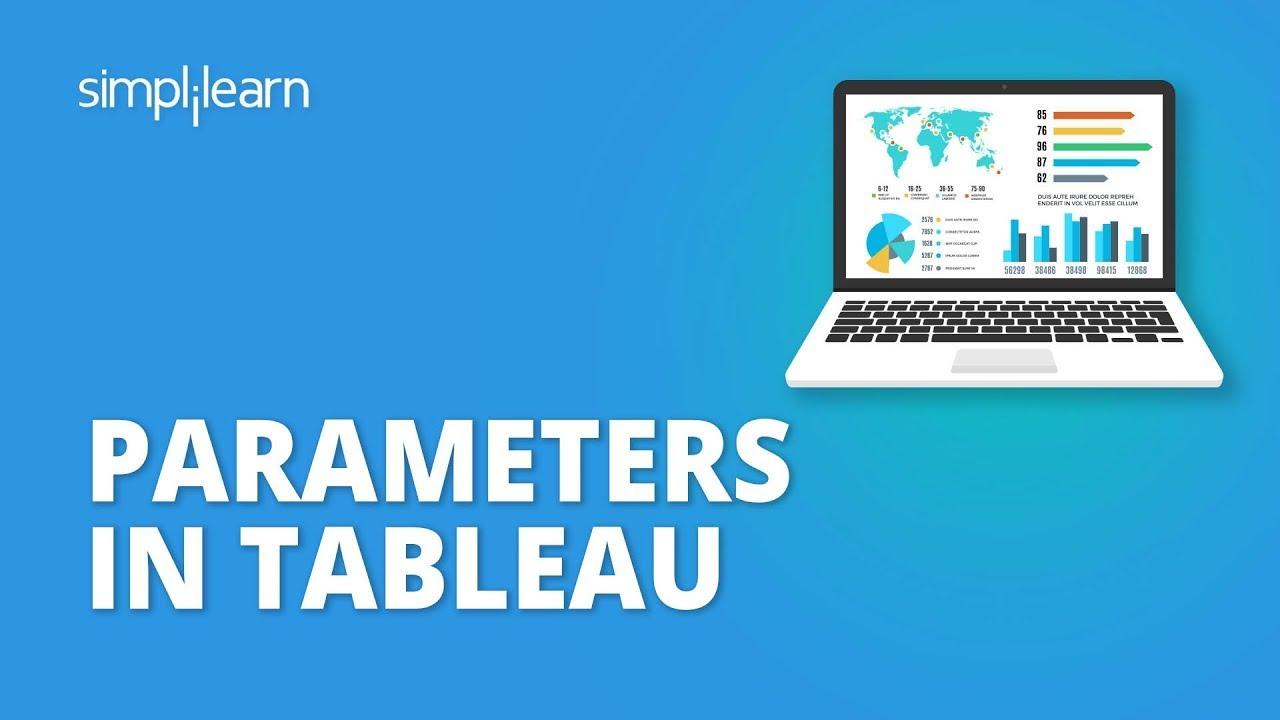 Parameters In Tableau | Tableau Parameters Tutorial | Tableau Training For Beginners
