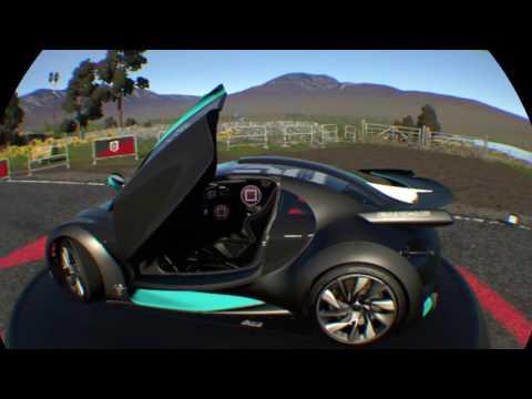 DS SURVOLT VR OnBoard Realidad Virtual Driveclub VR