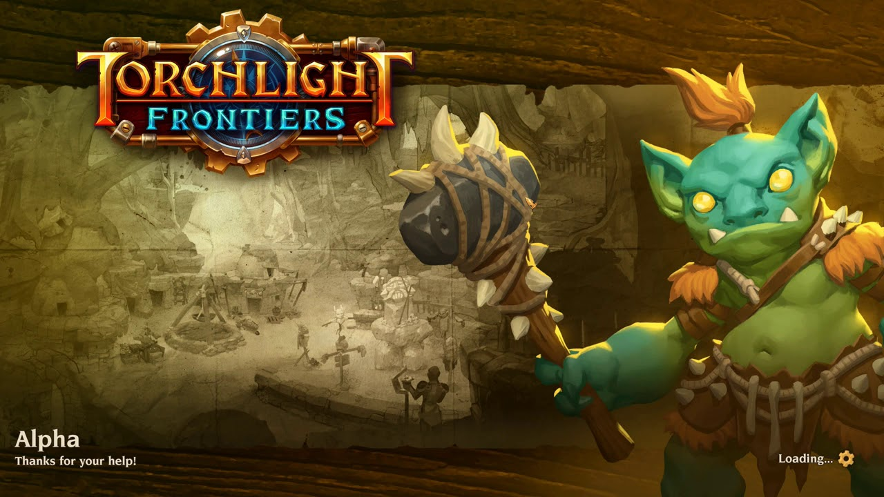 Let's Play Torchlight Frontiers Alpha - MMORPG com