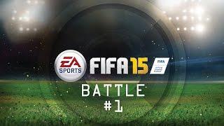 PS4 - FIFA 15 Battle #1 [Berni] vs. [Flo]