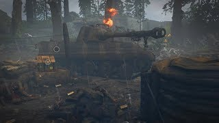 Call of Duty WWII Disable the Tank Scene 02