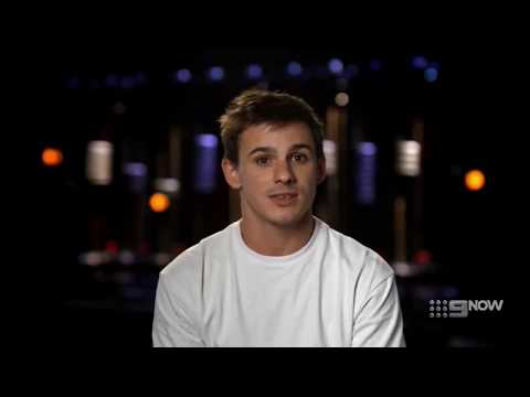 Sam Perry on The Voice S7 - When doves cry