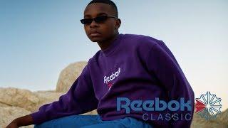 Cover images Aztrek: 90s Re-Run-Jay Versace | Reebok