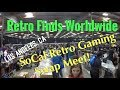 Retro Finds Worldwide Ep. 25 - Los Angeles, California SoCal Retro Gaming Swap Meet Game Hunting