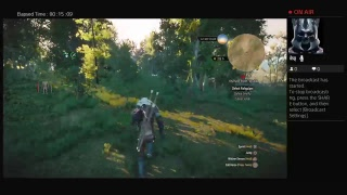 The Witcher 3 Gameplay | Part 5-ish