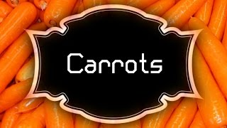Daily Fact #5 | Carrots