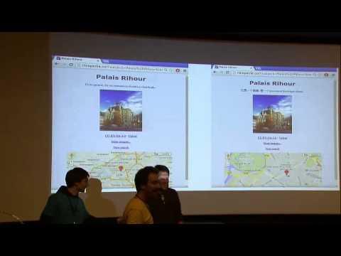 NicePedia - Startup Weekend Brussels Media - March 2015