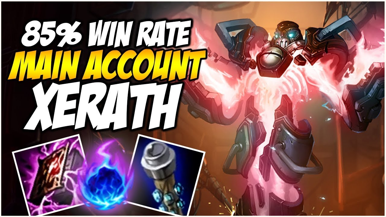 85 win rate in 20 games my best champion xerath climb. Black Bedroom Furniture Sets. Home Design Ideas