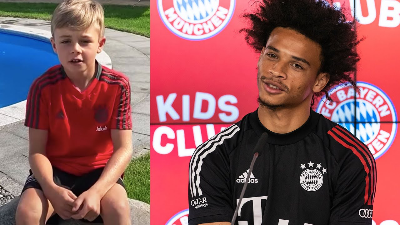 """""""How many goals did you score in one match?"""" 