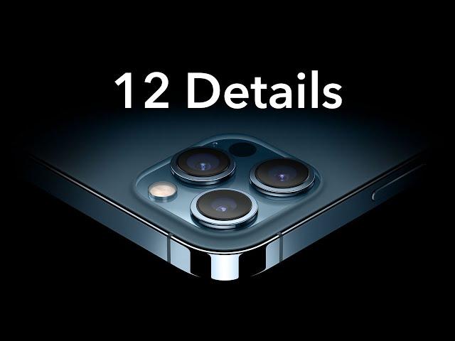 Apple iPhone 12 (Pro): 12 interessante Details!