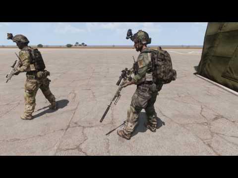 """niCe-Team — ArmA3 Training """"Teamleader"""" - by niCe Diesel"""